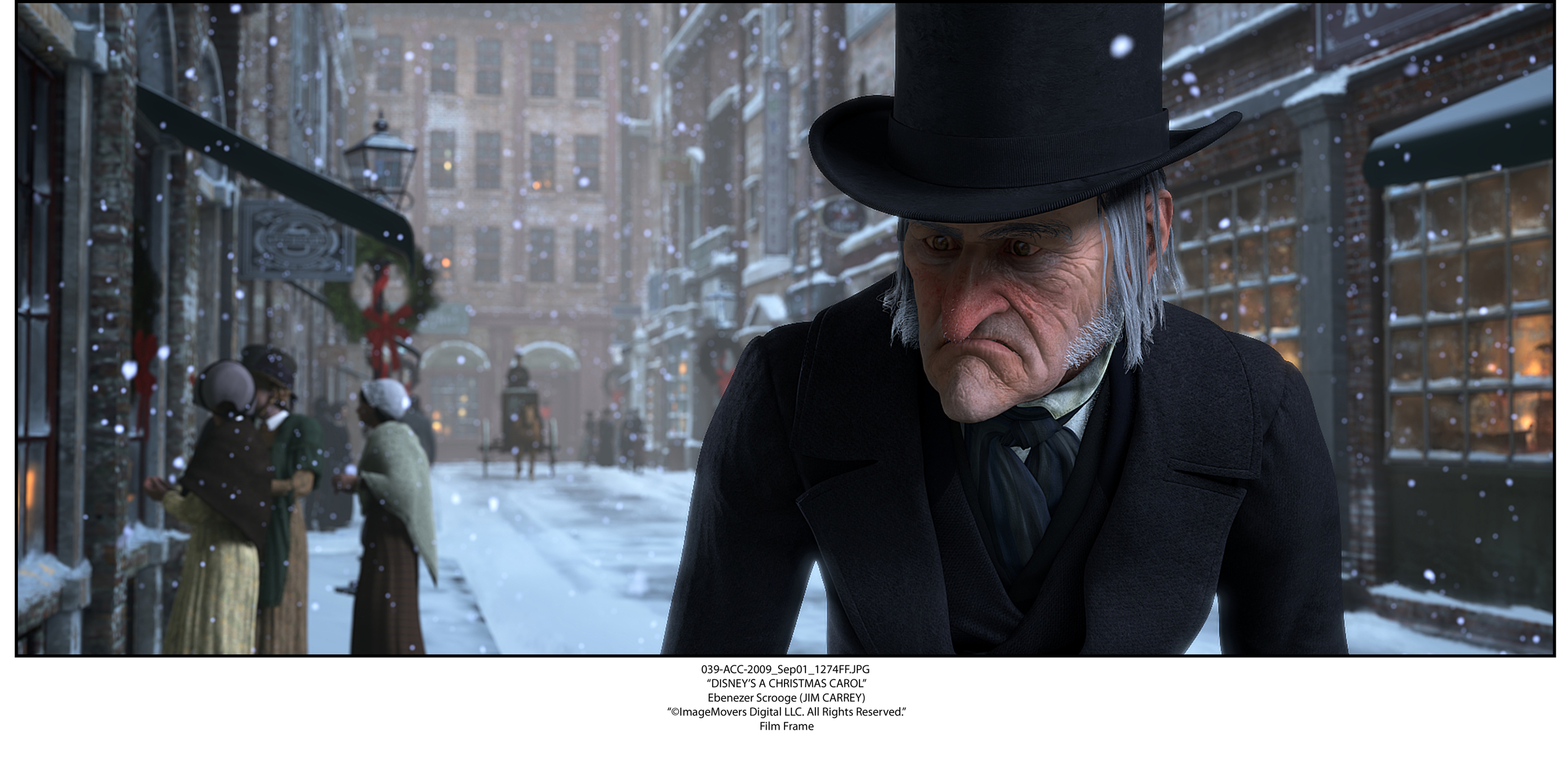 how scoorges character changes Ebenezer scrooge (/ ebenezer scrooge is arguably both one of the most famous characters created by dickens to reflect the help given to scrooge to change his.