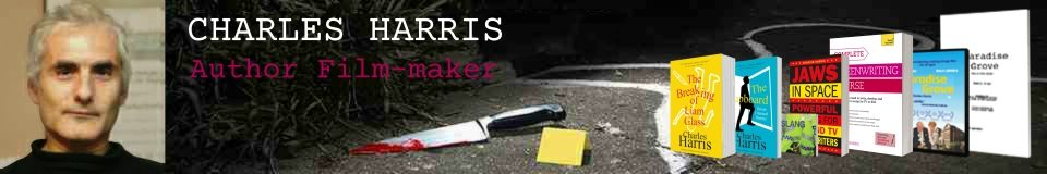 Charles Harris ~ author